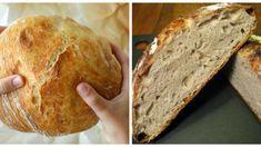 Zemiakový chlebík skoro bez práce: Len zamiešať, dať do rúry a máte hotovo – vydrží až do Silvestra! Banana Bread, Meals, Snacks, Desserts, Hampers, Tailgate Desserts, Appetizers, Deserts, Meal