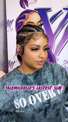 Classy Hairstyles, Teen Hairstyles, Box Braids Hairstyles, Unique Hairstyles, Pretty Hairstyles, Natural Braids, Dyed Natural Hair, Natural Hair Styles, Hair Inspo
