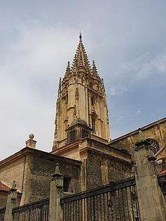 Catedral de San Salvador de Oviedo - Wikipedia, la enciclopedia libre