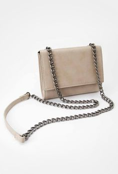 Faux leather crossbody in the best Spring color ever! Get it now on ShopStyle