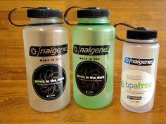 【NALGENE/Glow Bottle】ナルゲン グローボトル