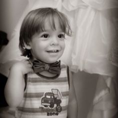 My Nephew & Love of My Life~Ring Bearer
