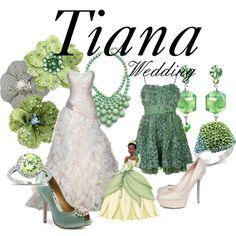 """Tiana Wedding"" by bryannnne on Polyvore"