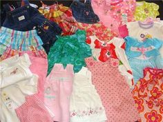 Adorable and gorgeous outfits for your new baby girl! Look!