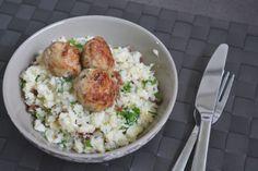 Een zomers stamppotje zonder aardappel is perfect voor de zomer. Daarnaast zijn zelfgedraaide licht pittige kipgehakt balletjes uiteraard ultiem genieten!