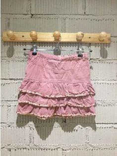Falda rosa 7 AÑOS