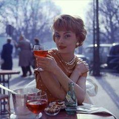 Marie-Hélène Arnaud - Photo by Loomis Dean for LIFE l