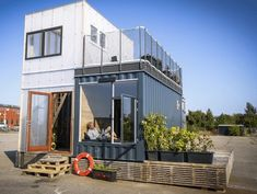 Shipping Containers Are Becoming 'Home, Sweet Home' All Over the World