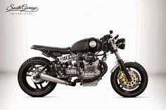 "Guzzi ""Malena"" 1100 Sport by South Garage Co."