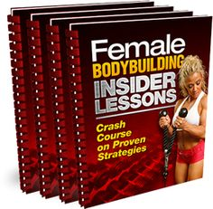 """Learn The SECRET To THE Female Bodybuilding Diet To Build SEXY Muscle AND Burn Fat Like A Furnace""...  ""I Can Show You The EXACT Same Natural Women's Bodybuilding Diet And Workout Secrets I Used That Packed On SOLID Muscle And Sliced Body Fat""... FOR A LIMITED TIME ONLY - Grab These ""Female Bodybuilding Insider Lessons"" 100% FREE... No Strings Attached!"