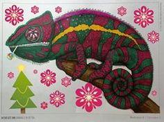 No 76 Dorette Haupel Chameleon