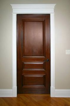 Indoor Doors Design on Contemporary Solid Interior Doors And Atrractive Design Concept