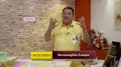 Hermenegildo Zampar - Bienvenidas TV en HD - Explica la MANGA VESTIDO DE BEBE