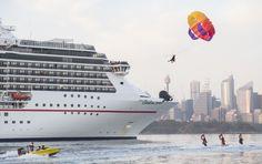 Carnival Spiriti arriva a Sidney 6