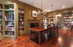 Daniel Island Residence - Traditional - Dining Room - charleston - by Bill Huey + Associates