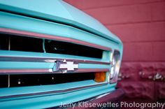Old Blue #Chevy #Truck Photograph - Classic #Car by JKiesewetterPhotos - #classiccars - $20.00