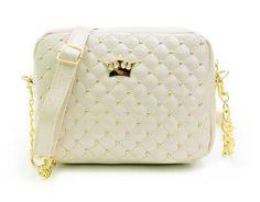 Women Bag Fashion Women Messenger Bags Rivet Chain Shoulder Bag High Quality PU Leather Crossbody N0310