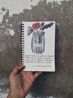 every time you broke a promise trust me my heart learned how not to break a promise how not to break a heart // poetry by Noor Unnahar // art journal ideas, watercolor illustration, notebook, journaling, words, quotes, poem, inspiration, tumblr white aesthetics hipsters craft diy, instagram photography artists, bookstagram //