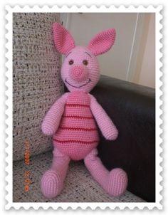 çok oluyor bu pigleti yapalı,yaparken sayılarınıda not etmişdim,soran arkadaşlar oluyor diye,çok severek yapdım bu pigleti,kocamanda oldu,...