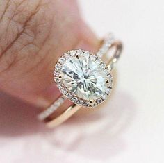 Click to check out some of the sparkliest engagement rings we've seen lately. Bonus? They're all under $1,000!