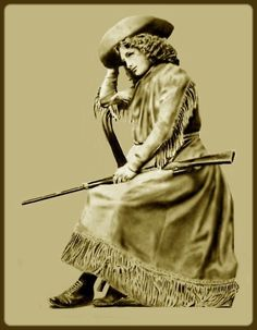 Annie Oakley began trapping at a young age, shooting, and hunting by age eight to support her siblings and her widowed mother. She sold the hunted game for money to locals in Greenville, as well as restaurants and hotels in southern Ohio. Her skill eventually paid off the mortgage on her mother's farm when Annie was 15.