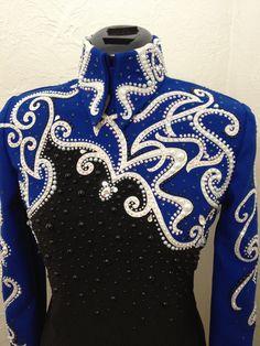 Tandy Jo show apparel horsemanship top