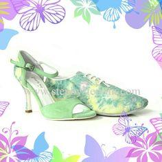 #spring #stepbystep #scarpedaballo  #danceshoes