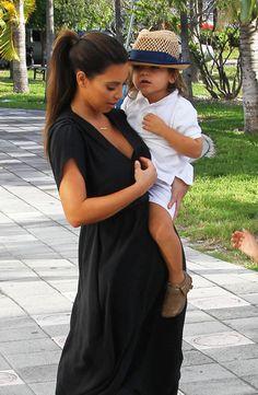 Mason Disick Pictures - Kim And Kourtney Kardashian Take Mason To The Miami Children's Museum - Zimbio