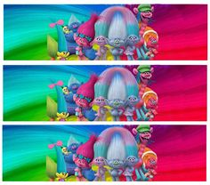 I am going to share with you several fabulous Trolls birthday party ideas that your kids will just flip for. From Trolls party decorations to Trolls party favors, we've got you covered including some fancy ideas from DreamWorks. Birthday Party Treats, Trolls Birthday Party, Troll Party, 6th Birthday Parties, Birthday Ideas, Troll Cupcakes, Los Trolls, Party Printables, Party Time