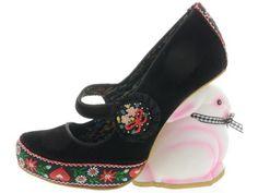 Irregular Choice: Thumper  39 Irregular Choice, Mary Janes, Oxford Shoes, Flats, Women, Fashion, Loafers & Slip Ons, Moda, Fashion Styles