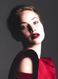 Jennifer Lawrence, girl crush.