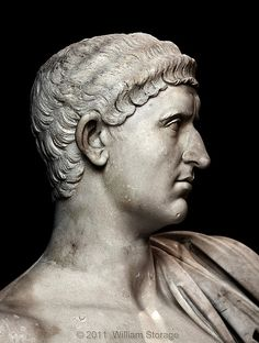 Emperor Otho ( Marcus Salvius Otho was Emperor for 3 months)