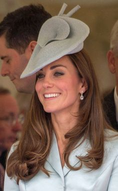 Artistic Design from Kate Middleton's Hats & Fascinators