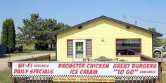 Bring the taste of summer to the lakes area with this diner on the busiest corner in Ottertail City! This 1.4 acre property on city water has been operated as a seasonal restaurant and features indoor & outdoor seating, kitchen equipment with updated range venting, 2-stall detached garage, storage shed and deck. Have your own business in the heart of lakes country.