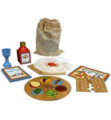 Cari, Cari... Look at this!!! My Own Passover Seder Set from ModernTribe.com.