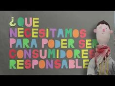 how to be a repsonsible consumer Ap Spanish, Spanish Class, Teaching Spanish, Teaching Themes, Teaching Resources, Top Videos, Environment, Education, School Stuff
