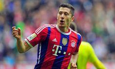 Lewandowski negocia su fichaje por el Real Madrid