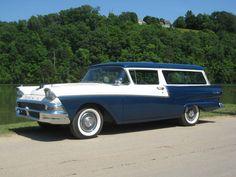'58 Ford Ranch Wagon 4.8L 292