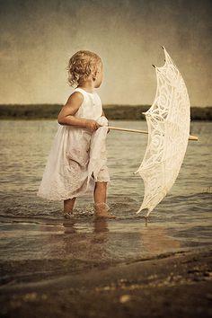 love the lace umbrella