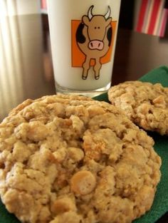 One of our families favorite cookies. I often bake these to take to different events and am always asked for the recipe since they are such a different cookie from the standard cookie.