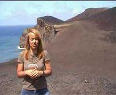 Teodora e o Mistério do Vulcão