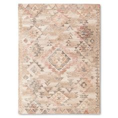 Area Rug Solana Gray 5'x7' - Threshold™ : Target