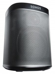 Play Sonos Bluetooth speaker packs a powerful punch for its compact size. With access to all the music on iTunes, over 100,000 Internet radio stations, a variety of streaming services including Deezer and free services like SoundCloud, they start the party season off with a bang. $219  sonos.com