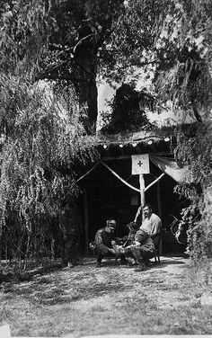 posto di medicazione - il fronte dell'Isonzo #TuscanyAgriturismoGiratola