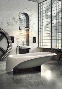 bath tub art