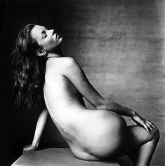 Irving Penn, Kate Moss