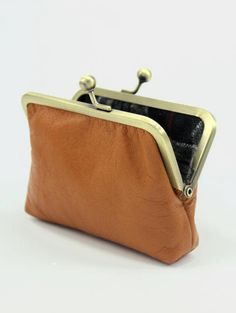 Leather Coin Purse / Mini Leather wallet
