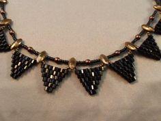 Gotham City Brick Stitch Necklace: Gather Your Materials