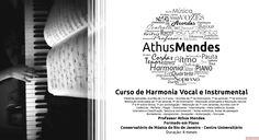 Curso de Harmonia Vocal e Instrumental - Athus Mendes