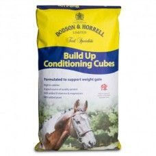 Dodson & Horrell Build Up Cubes 20 kg - Horse Feed -